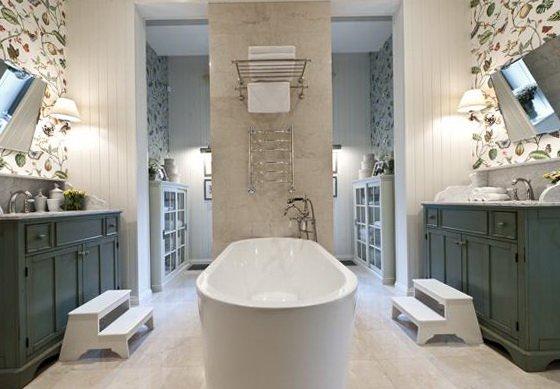Xu hướng thiết kế phòng tắm hiện đại theo phong cách cổ điển thumbnail