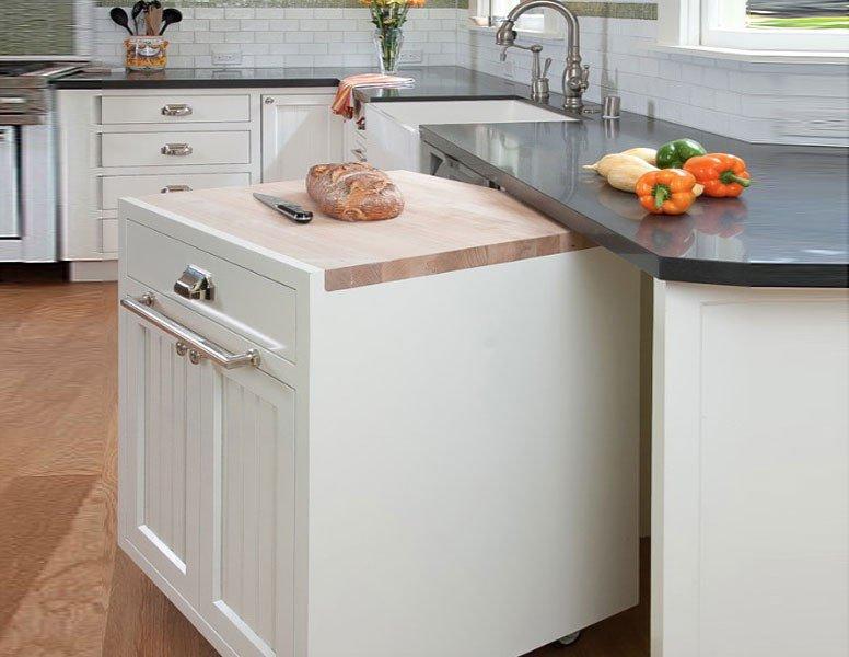 10 mẫu thiết kế bàn đảo sáng tạo tiết kiệm không gian nhà bếp đẹp thumbnail