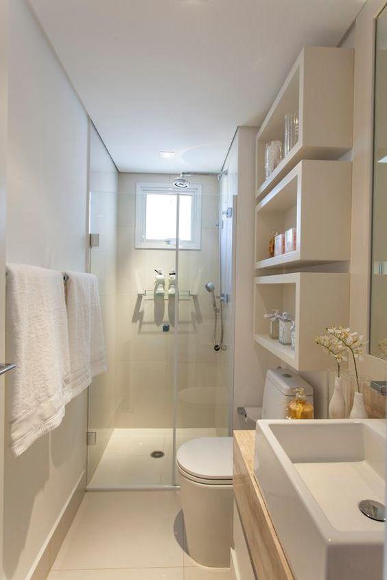 15 thiết kế nội thất phòng tắm siêu đẹp dành cho nhà ống post image