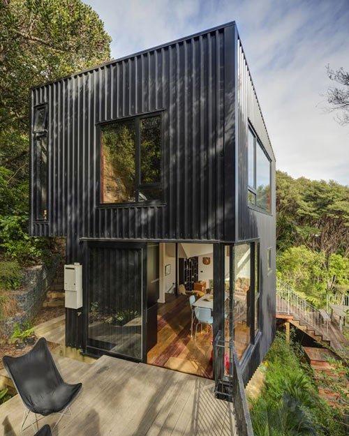 """Chiêm ngưỡng căn nhà """"Container"""" với không gian mở hoàn hảo"""