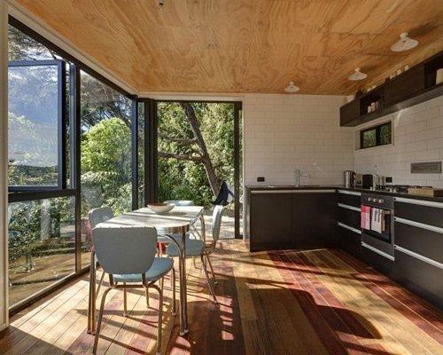 Chiêm ngưỡng căn nhà Container với không gian mở hoàn hảo