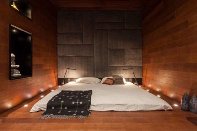 Không cần giường phòng ngủ vẫn đầy đủ tiện nghi thoải mái thumbnail
