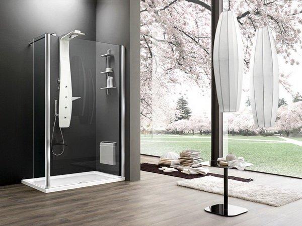 Bộ sưu tập những mẫu phòng tắm đứng hiện đại đẹp mê ly thumbnail