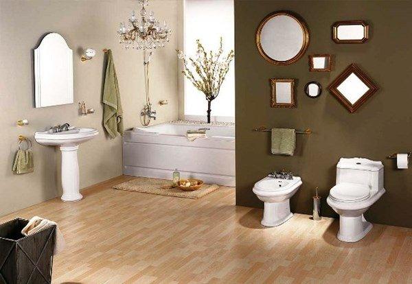 Những điều cần tránh trong bố trí nhà vệ sinh theo phong thủy thumbnail