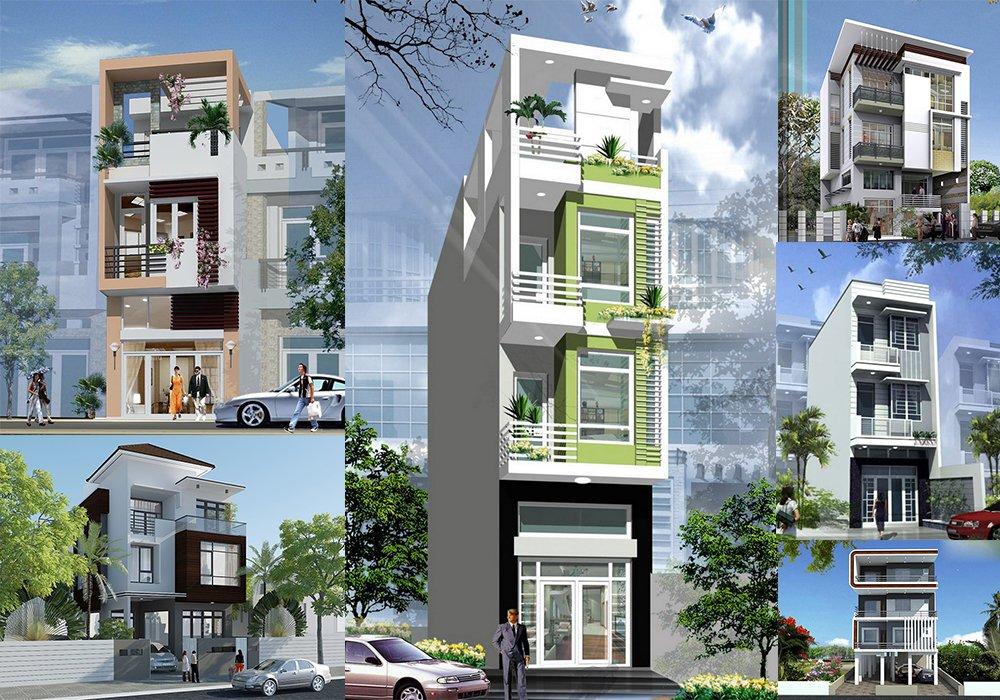 Bộ sưu tập mẫu thiết kế nhà phố 3 tầng đẹp post image
