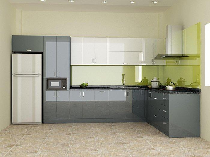 Các thiết kế tủ bếp đẹp cho nhà bếp nhỏ post image