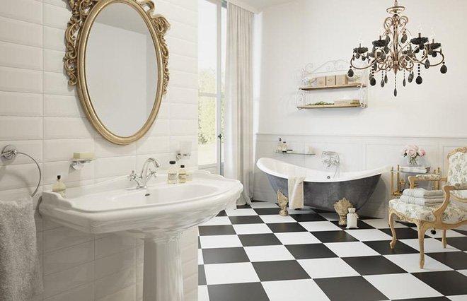 Đèn chùm vật trang trí phòng tắm vừa đẹp vừa hiện đại sang trọng thumbnail