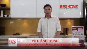 Phương pháp chọn phụ kiện tủ bếp thông minh cho Nhà Đẹp Sang