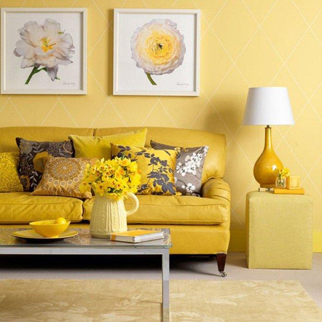 Màu sắc trang trí nội thất phòng khách hiện đại hợp gia chủ mệnh kim thumbnail