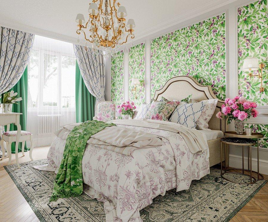Mẫu thiết kế căn hộ 3 phòng ngủ với nội thất cổ điển ấm cúng thumbnail