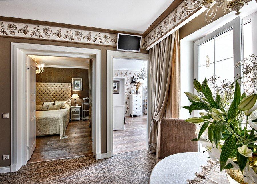 Thiết kế nội thất căn hộ chung cư cao cấp theo phong cách tân cổ điển (P.1) post image