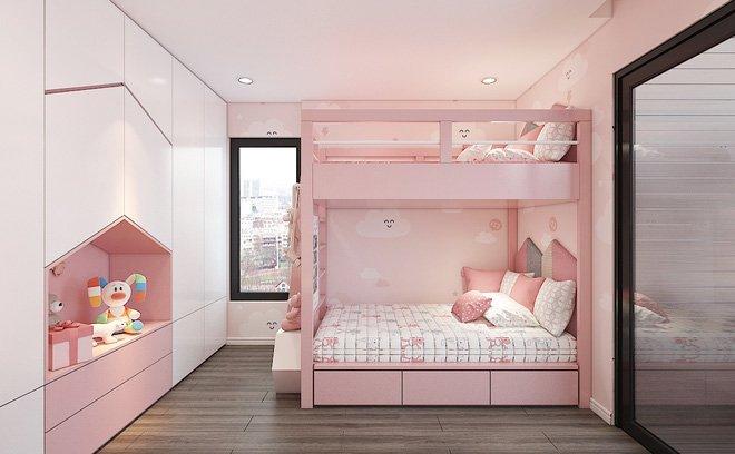Tư vấn bố trí nội thất nhà chung cư 64m2 đẹp lung linh hoàn hảo post image