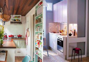 Tư vấn thiết kế bếp cho không gian nhỏ thumbnail