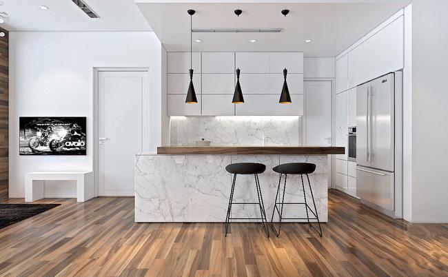 Tư vấn thiết kế phòng bếp với chi phí dưới 30 triệu đẹp hoàn hảo thumbnail