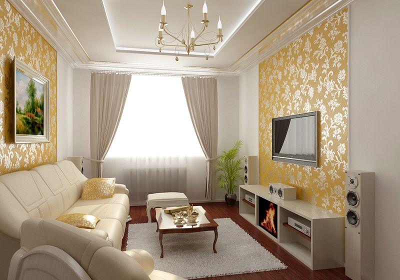 10 mẫu trần thạch cao đẹp cho phòng khách nhà ống post image