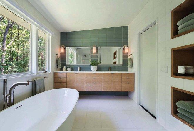 15 mẫu thiết kế nội thất phòng tắm hiện đại đẹp mê hoặc lòng người post image