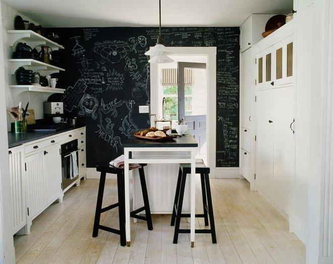 16 căn bếp hiện đại ngắm hoài không chán với gam màu trắng đen thumbnail