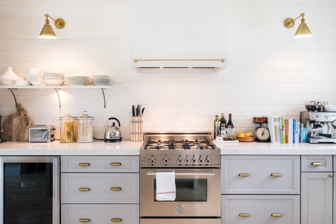 3 mẫu bếp đẹp cho nhà nhỏ ấn tượng với thiết kế không gian nấu nướng thumbnail