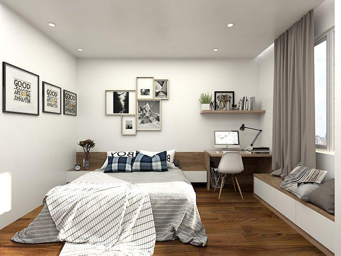 10 mẫu thiết kế nội thất phòng ngủ 20m2 hiện đại và siêu tiện nghi post image