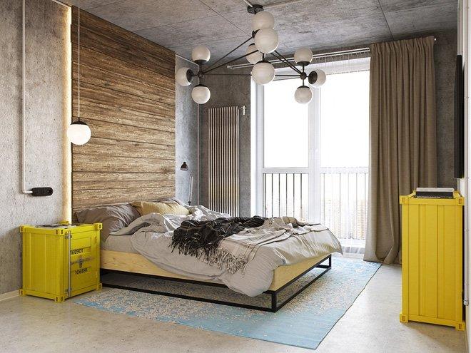 6 Tư duy hiện đại cho thiết kế phòng ngủ nhỏ tăng khả năng lưu trữ post image