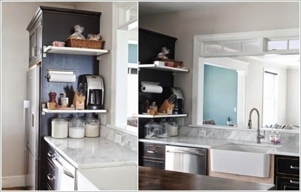 9 Ý tưởng siêu chất cho thiết kế nhà bếp nhỏ mà gọn gàng ngăn nắp thumbnail