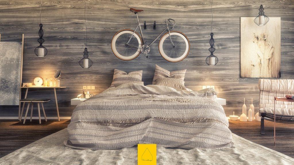 Đầy ấn tượng với những thiết kế phòng ngủ sử dụng gỗ thumbnail