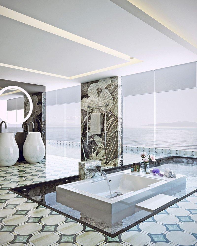 Say đắm cùng những mẫu gạch ốp nhà tắm đẹp tinh tế thumbnail