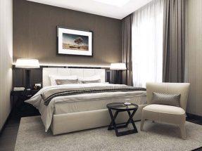 Các mẫu phòng ngủ đẹp nhất dành cho nhà chung cư (tt) thumbnail
