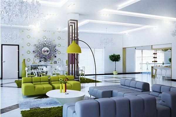 Các mẫu thiết kế phòng khách chung cư đẹp hiện đại không thể bỏ lỡ post image