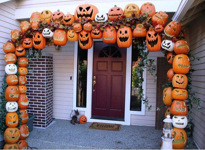 Cách trang trí nhà đón lễ Halloween ngày 31 tháng 10 đẹp cực chất post image