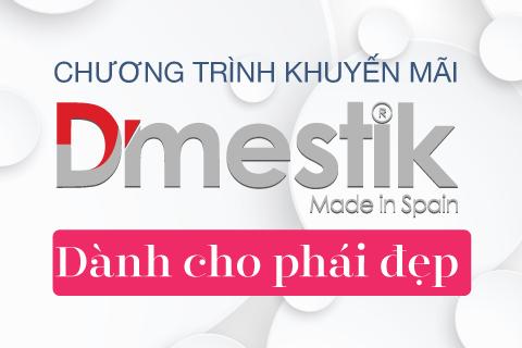 Chương trình khuyến mãi Dmestik tháng 10 post image