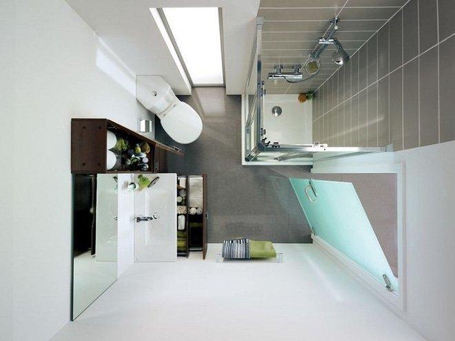 Điểm nhấn thông minh cho phòng tắm đẹp diện tích nhỏ post image