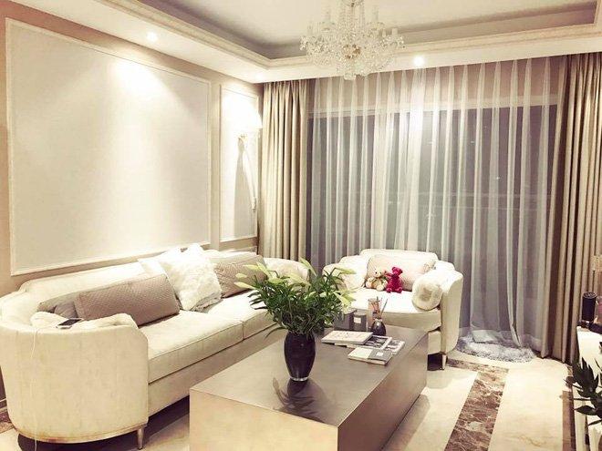 Ngắm nội thất căn hộ chung cư hiện đại của nữ hoa hậu Phạm Hương post image