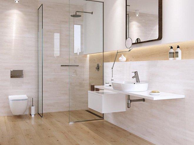 Tại sao nên sử dụng sen vòi trong thiết kế phòng tắm nhỏ hiện đại? post image
