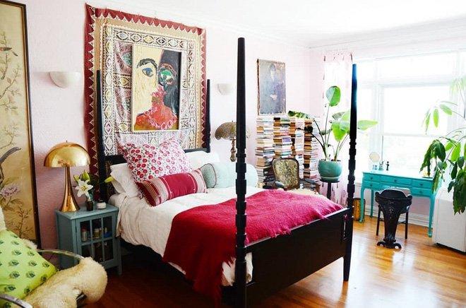 Thiết kế phòng ngủ phong cách Châu Âu thật nữ tính và đầy sáng tạo thumbnail