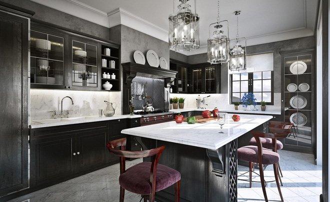 Top 10 ý tưởng thiết kế tường bếp tạo nên không gian bếp đẹp ấm cúng thumbnail
