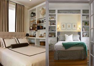 Tư vấn thiết kế nội thất cho phòng ngủ diện tích nhỏ thumbnail