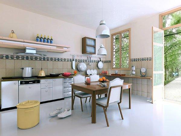 12 điều kiêng kỵ ở nhà bếp về cách đặt hướng bếp bạn phải biết post image