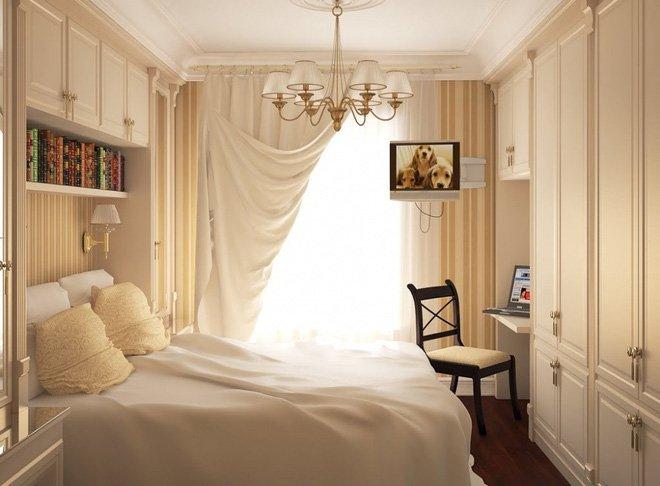 Ý tưởng thiết kế phòng ngủ diện tích nhỏ xinh xắn ấm cúng thumbnail
