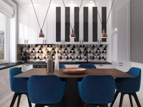 10 Mẫu nhà bếp đẹp hiện đại năm 2019