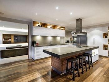 3 Hệ thống bắt buộc phải quan tâm khi làm không gian bếp post image