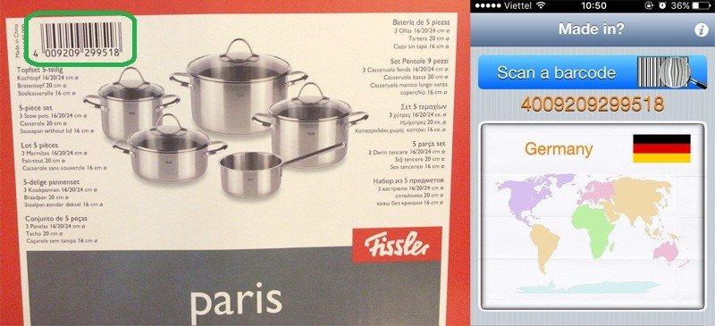 5 bí kíp để mua được thiết bị bếp đúng xuất xứ xịn