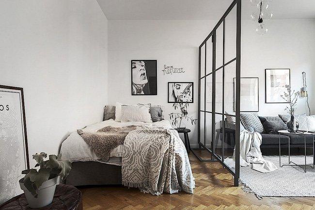 5 mẹo biến thiết kế phòng ngủ nhỏ hẹp trở nên rộng bất ngờ-1