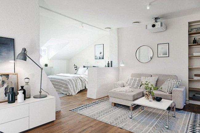 5 mẹo biến thiết kế phòng ngủ nhỏ hẹp trở nên rộng bất ngờ-11