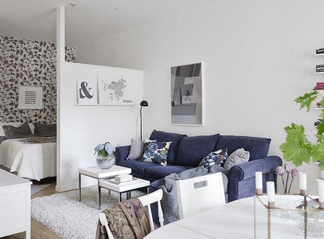 5 mẹo biến thiết kế phòng ngủ nhỏ hẹp trở nên rộng bất ngờ-12