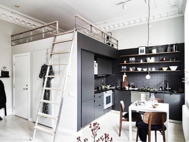 5 mẹo biến thiết kế phòng ngủ nhỏ hẹp trở nên rộng bất ngờ-14