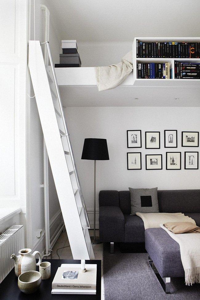 5 mẹo biến thiết kế phòng ngủ nhỏ hẹp trở nên rộng bất ngờ-15