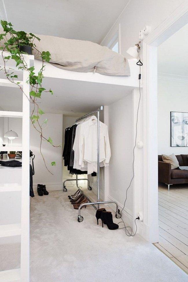 5 mẹo biến thiết kế phòng ngủ nhỏ hẹp trở nên rộng bất ngờ-17