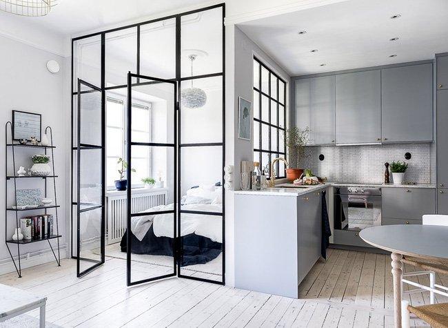 5 mẹo biến thiết kế phòng ngủ nhỏ hẹp trở nên rộng bất ngờ-4