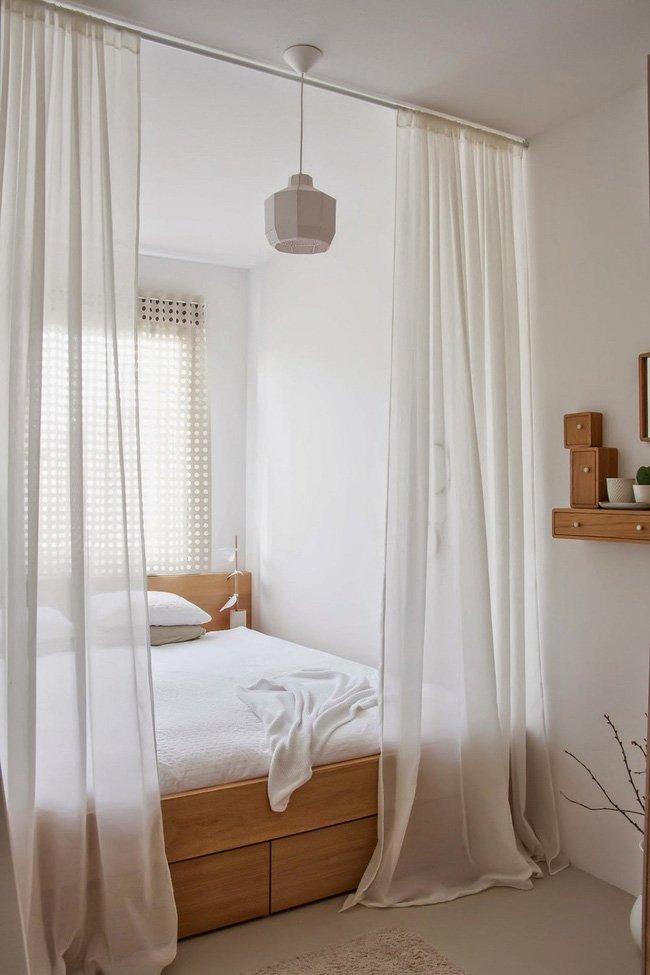 5 mẹo biến thiết kế phòng ngủ nhỏ hẹp trở nên rộng bất ngờ-5